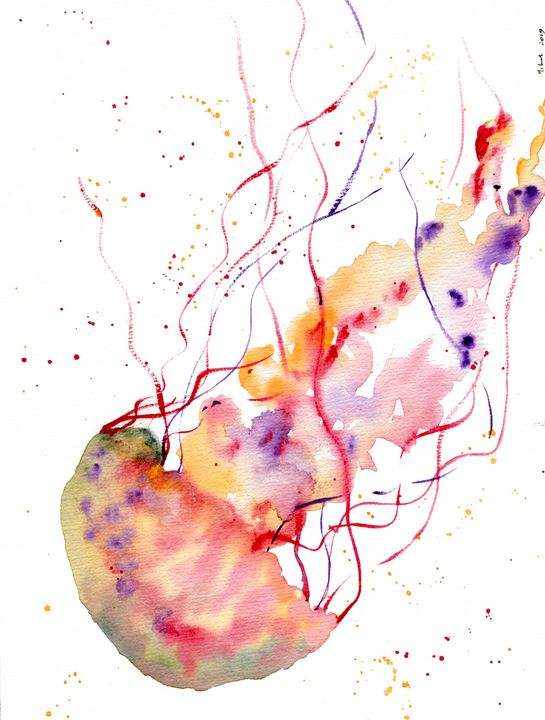 Jellie Jellie - Art Aroma by Mehak Mittal