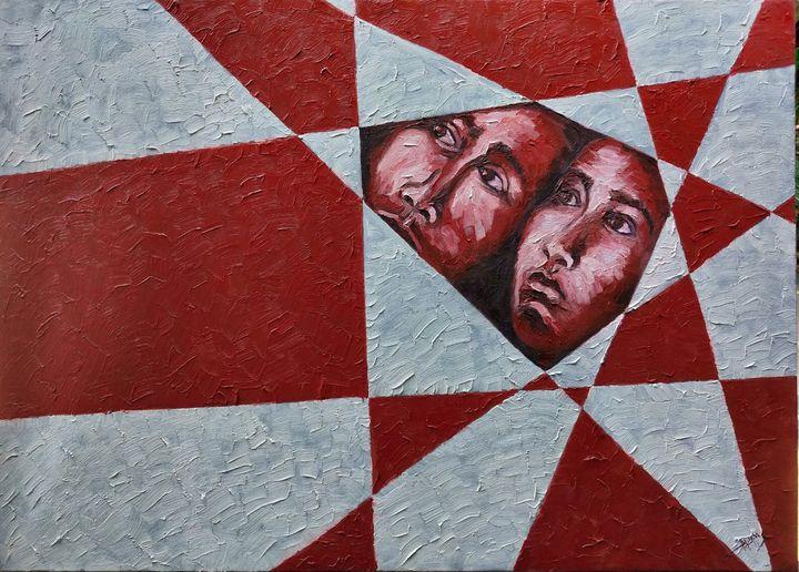 Lines of Hope - Almas Gallery