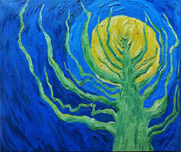 Moon Tree - Almas Gallery