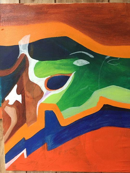 Free art - Sandip gamghi