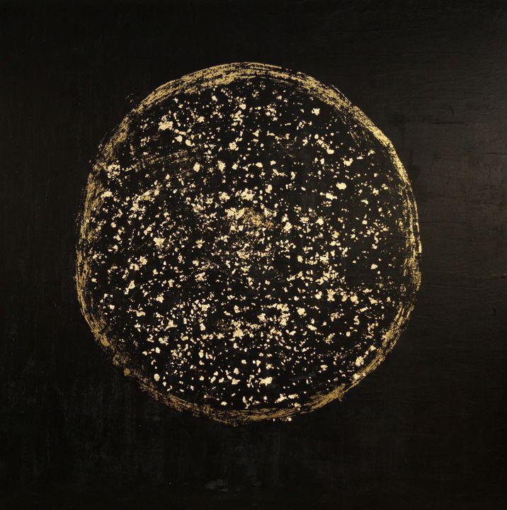 Golden Eclipse - Claire Rose
