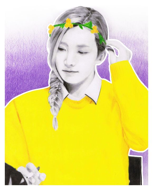 Yoon Jeonghan - Jaime Seymour