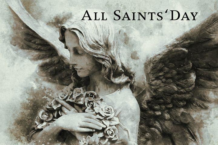 All Saints'Day - mindofkiesel
