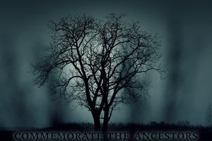 commemorate the ancestors