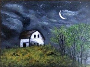 Farm house - Jay  mental art.