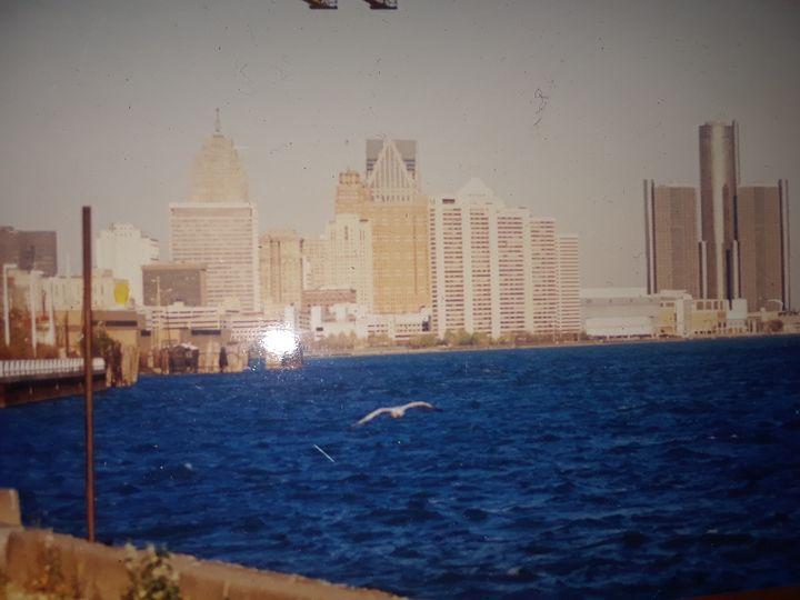 Detroit River Renaissance - BEYOND THE OUTER LIMITS EXQUISITE ART