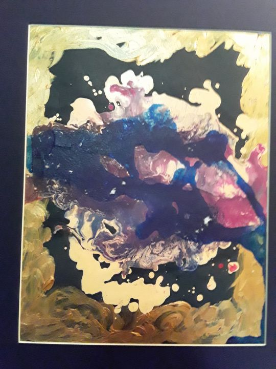 GOLDEN PERFORMANCE - BEYOND THE OUTER LIMITS EXQUISITE ART