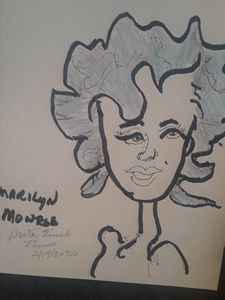 MARILYN MONROE'S cari9