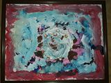 original abstract masterpiece