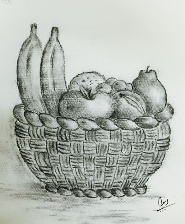 Fruit Basket - Zebs Artbeat