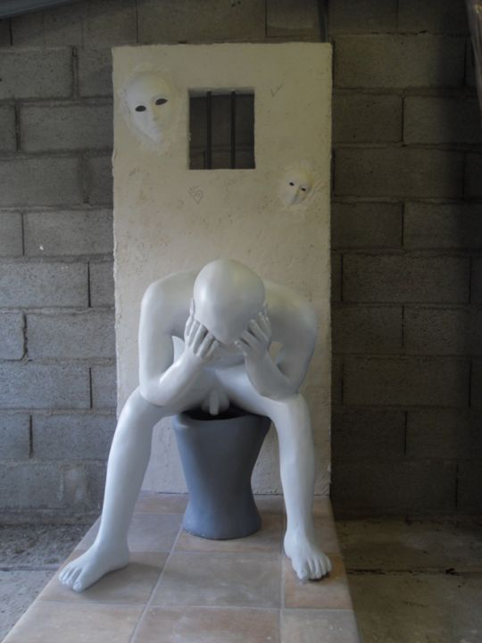 Le prisonnier (The prisoner) - Forcadolmu
