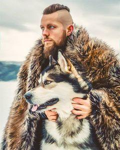 Viking & Husky