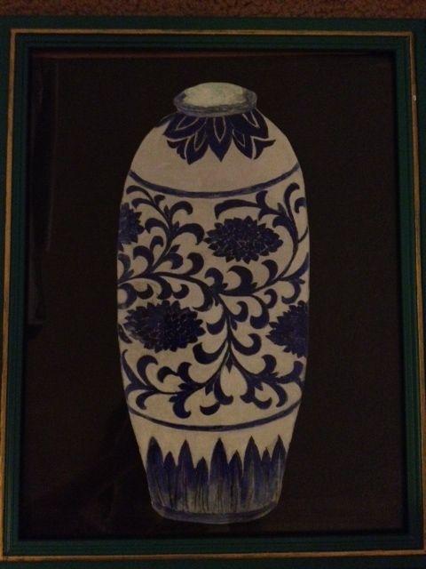 vase painting - art58