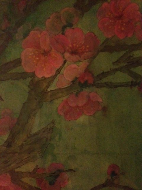 pink cherry - art58