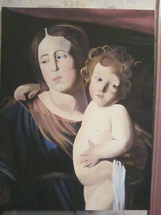 Mary of the rosary - Melissa
