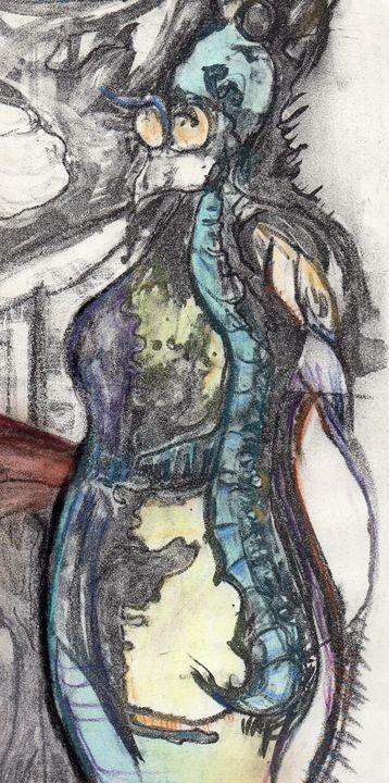 Bird Lady I - Shanty Shizam