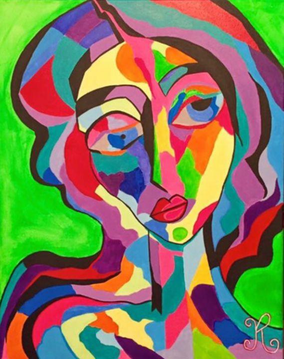 Gypsy Woman - Art Junkie