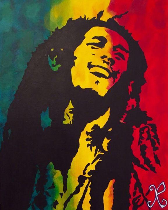 Marley - Art Junkie