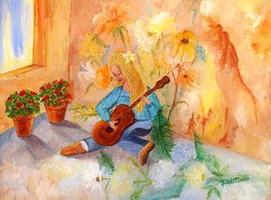 Flower Child - JNelsonGallery