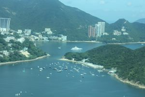Beautiful Scenery in Hong Kong