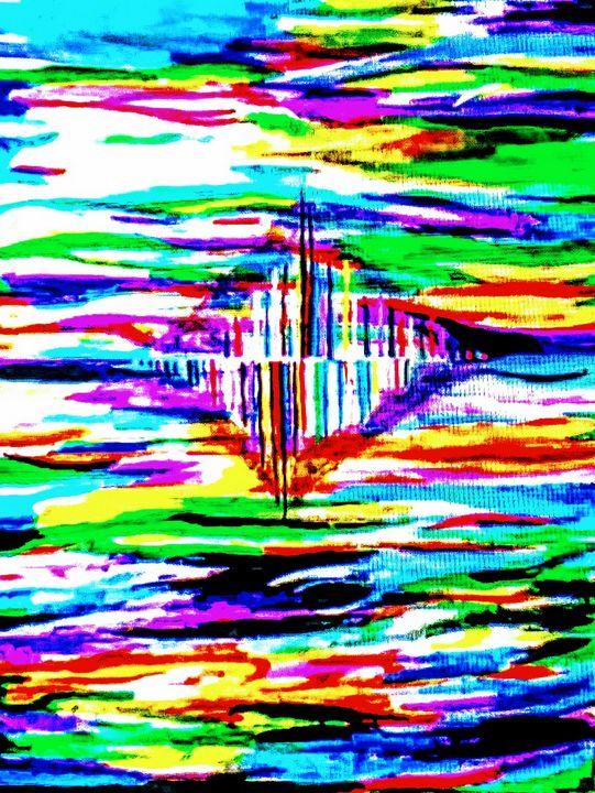City Reflections - Robert Martin