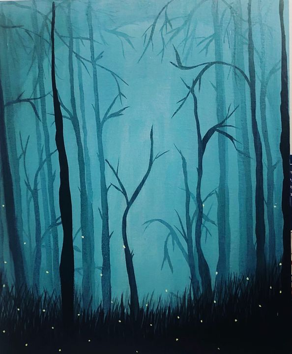 Misty Forest - Love gallery