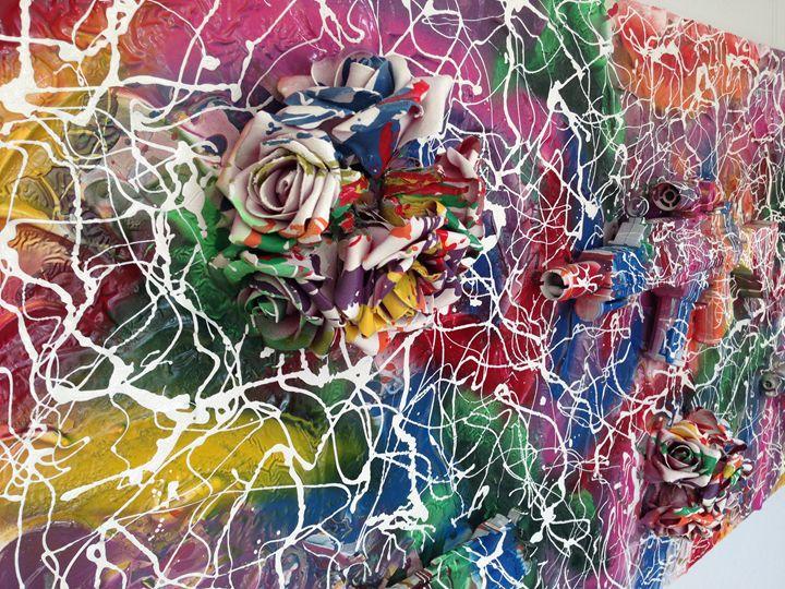 Guns n Roses - Art by Brent