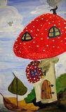 Mushroom-print