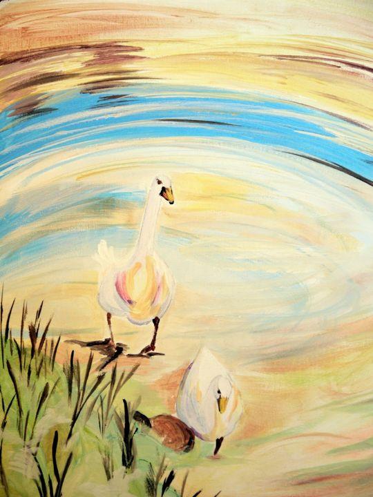 Geese - Jennie Belaiev