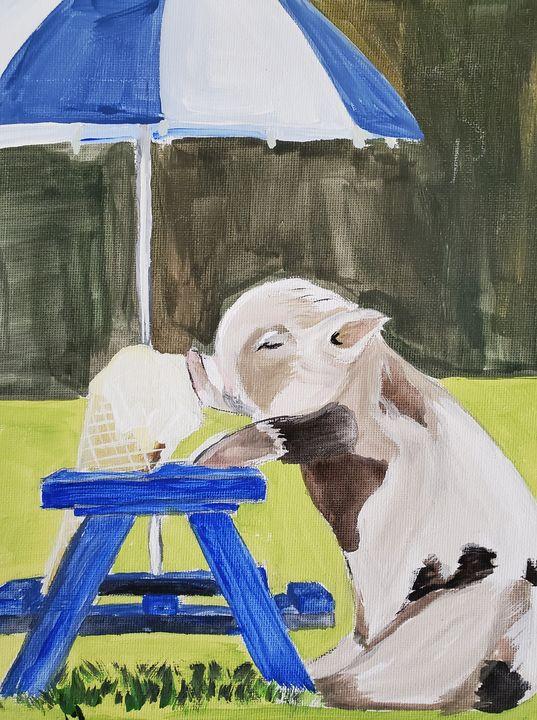 Pigging out - Jennie Belaiev