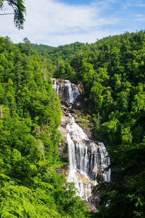 Breathtaking Falls - Hartshorn Studios