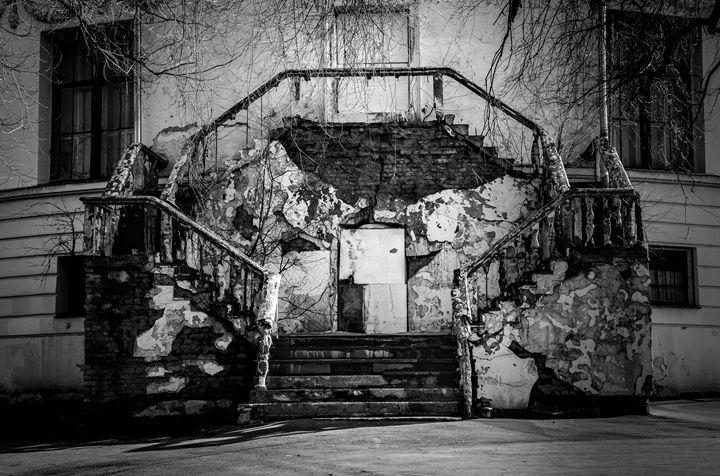 Abandoned - Vanilla Viking