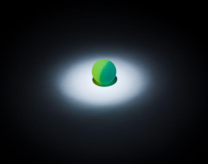 Green ball - Vanilla Viking