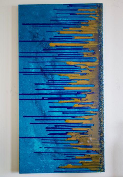 Gold Flow - RiShail Artoholic