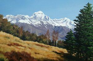 Mt. Dhaulagiri, Nepal