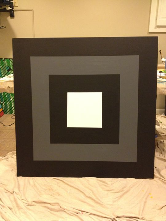 Minimalist Abstract - Lundy Abstract Paintings