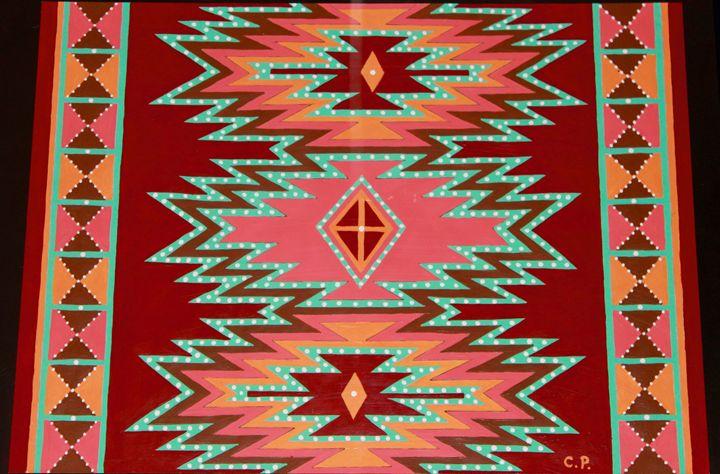 Three tier Native tradition - Southwest designs