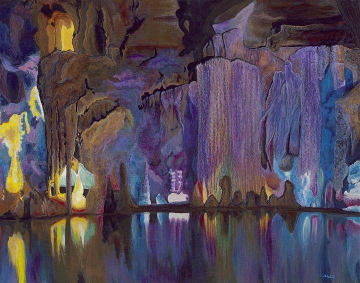 LED Cavern - Julez7Jewelz