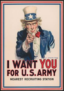 I want YOU for US Army - Diego The Designer