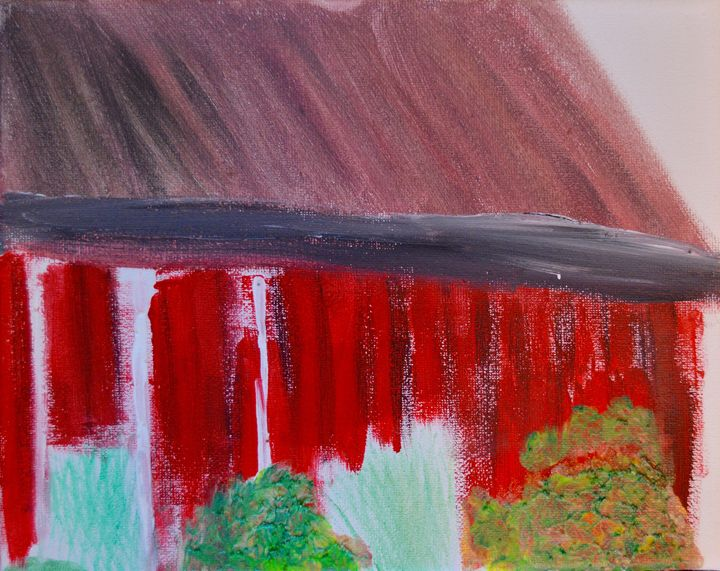 Red Barn - Ms. Mars