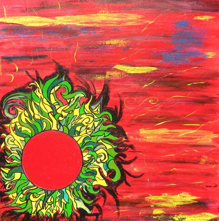 Solar flower - Thoughtbacon