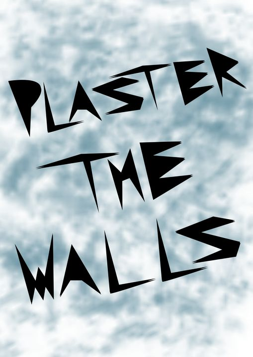Plaster The Walls ¦ Clouds - altArts