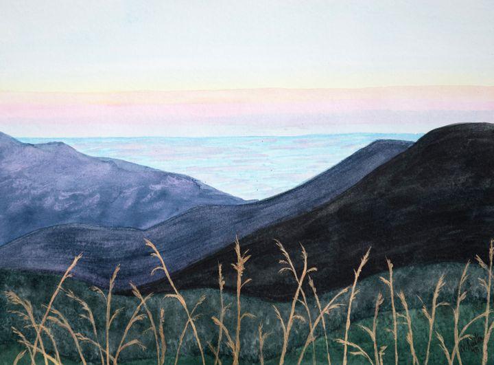 Shenandoah Valley - Nancy Austin Art