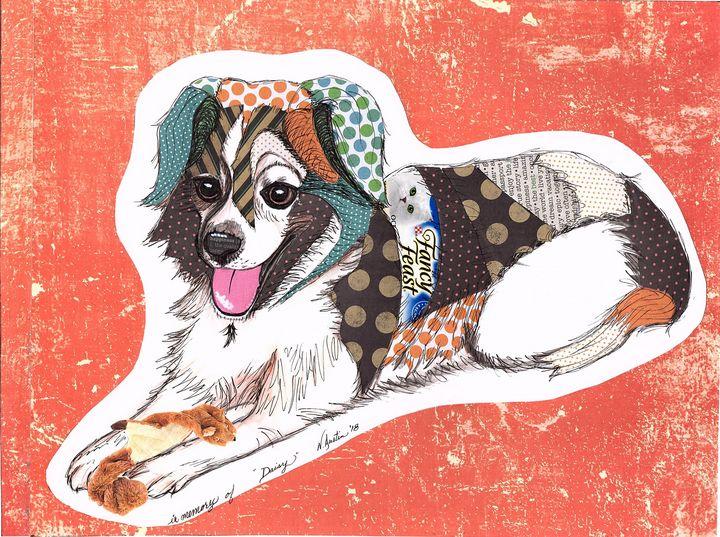 Remembering Daisy - Nancy Austin Art