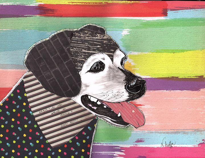 Virgil - Nancy Austin Art