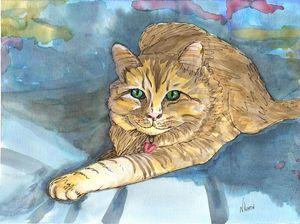 Homer T. Cat