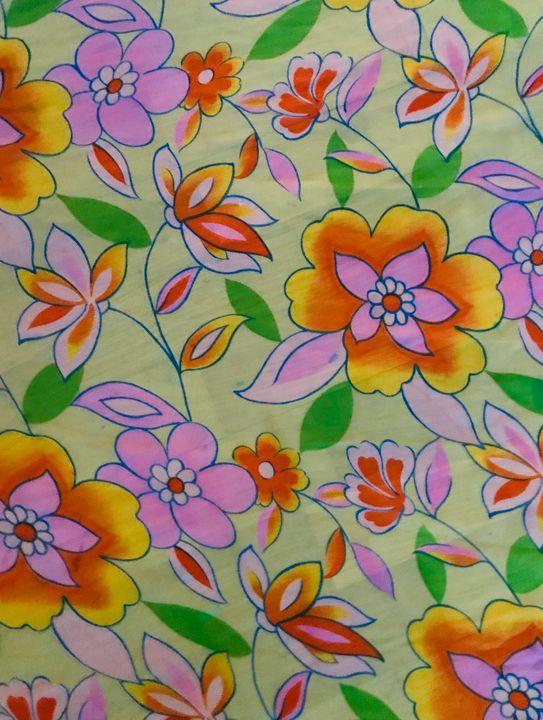 #Flowers - Martha Parmar Art