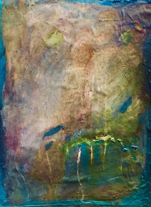 #AbstractPaint - Martha Parmar Art