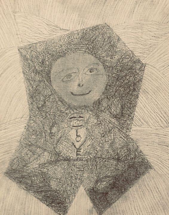 Bow - Martha Parmar Art