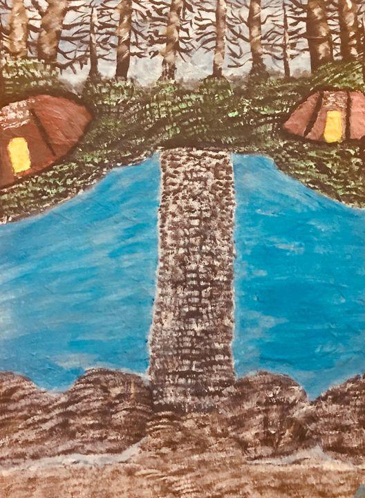 Bridge - Martha Parmar Art